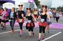 Disney Running Race Costume