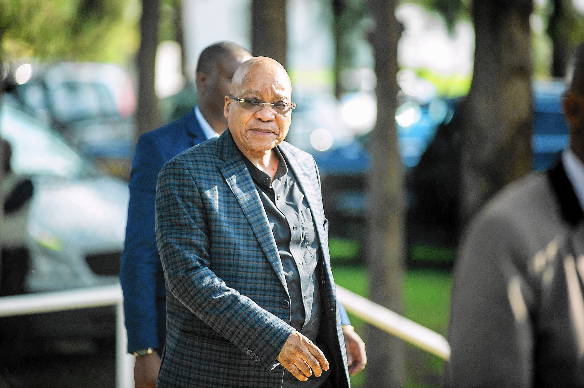 South African President Jacob Zuma is an embarrassment to memory of Mandela - Chicago Tribune