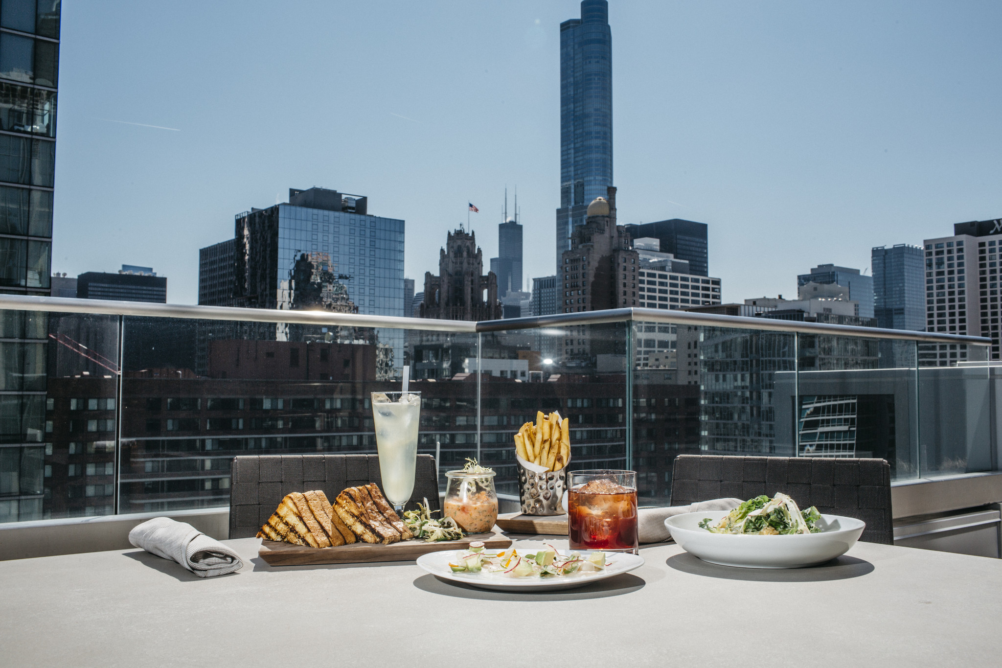 Meet Chicago S 40 Plus New Rooftops And Patios Of 2016
