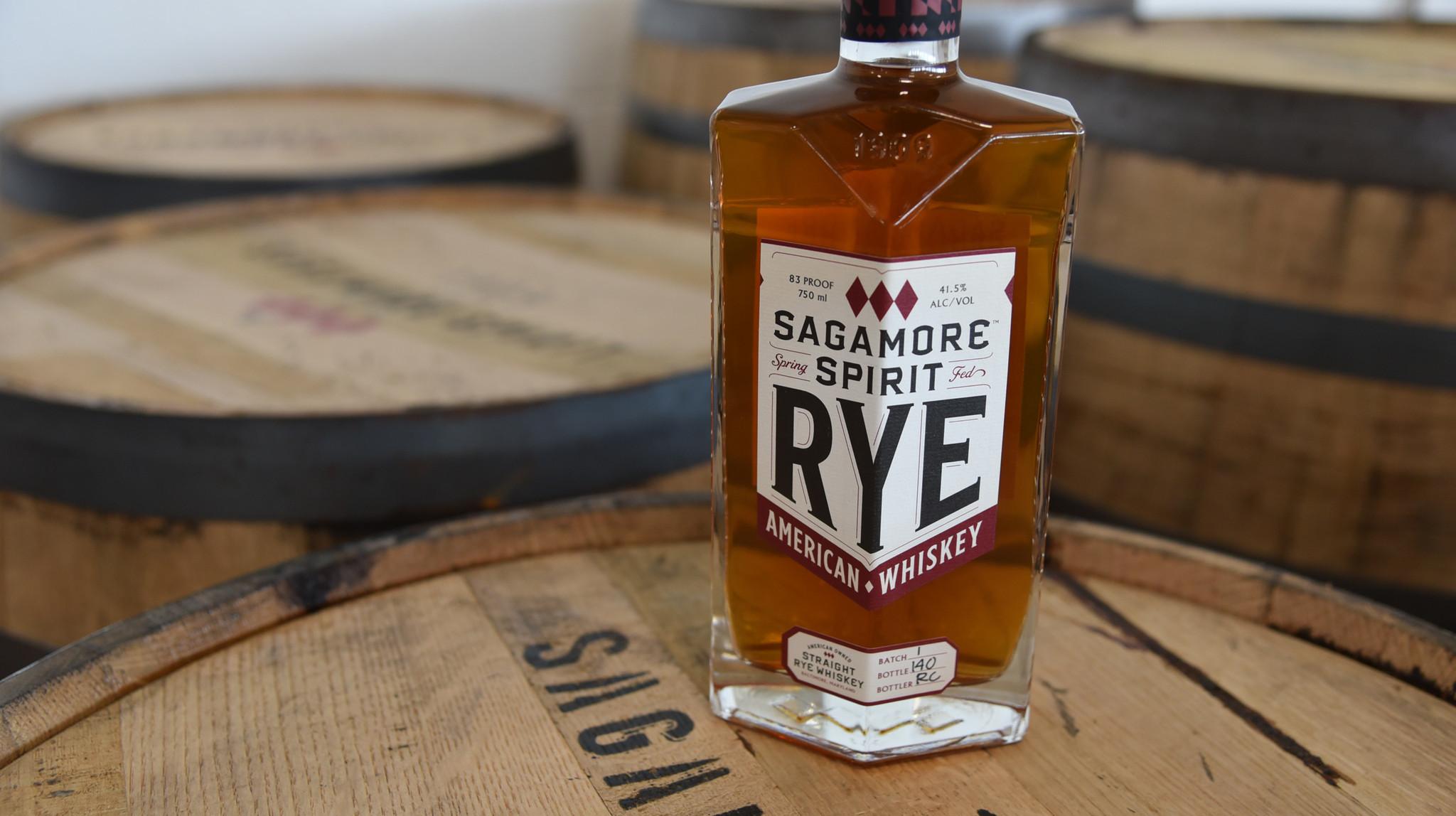 Kevin Planks Sagamore Spirit rye whiskey to hit shelves