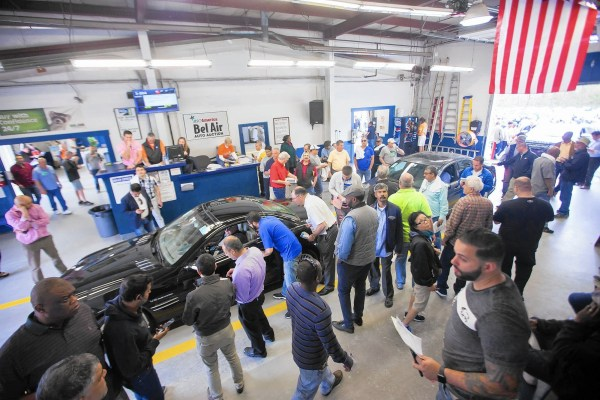 Bel Air Auto Auction Celebrates Final Anniversary