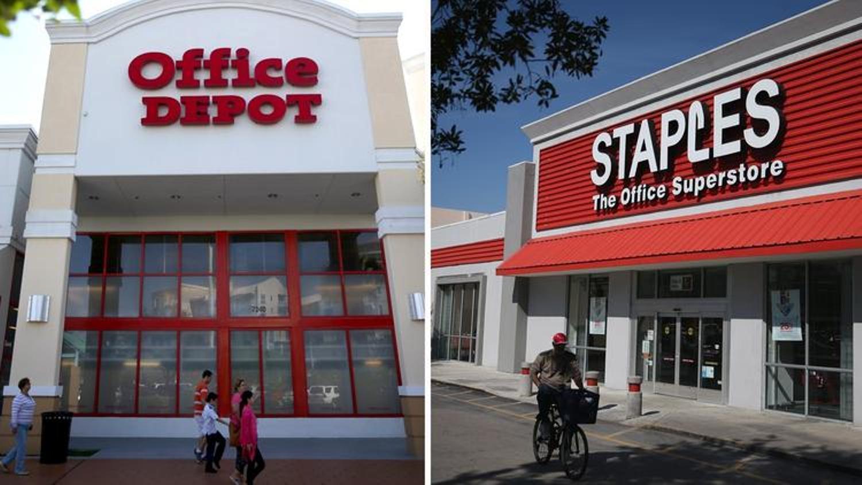 Staples Office Depot scrap merger after judge blocks deal