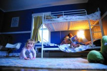 Parents Choosing Kids Share Rooms