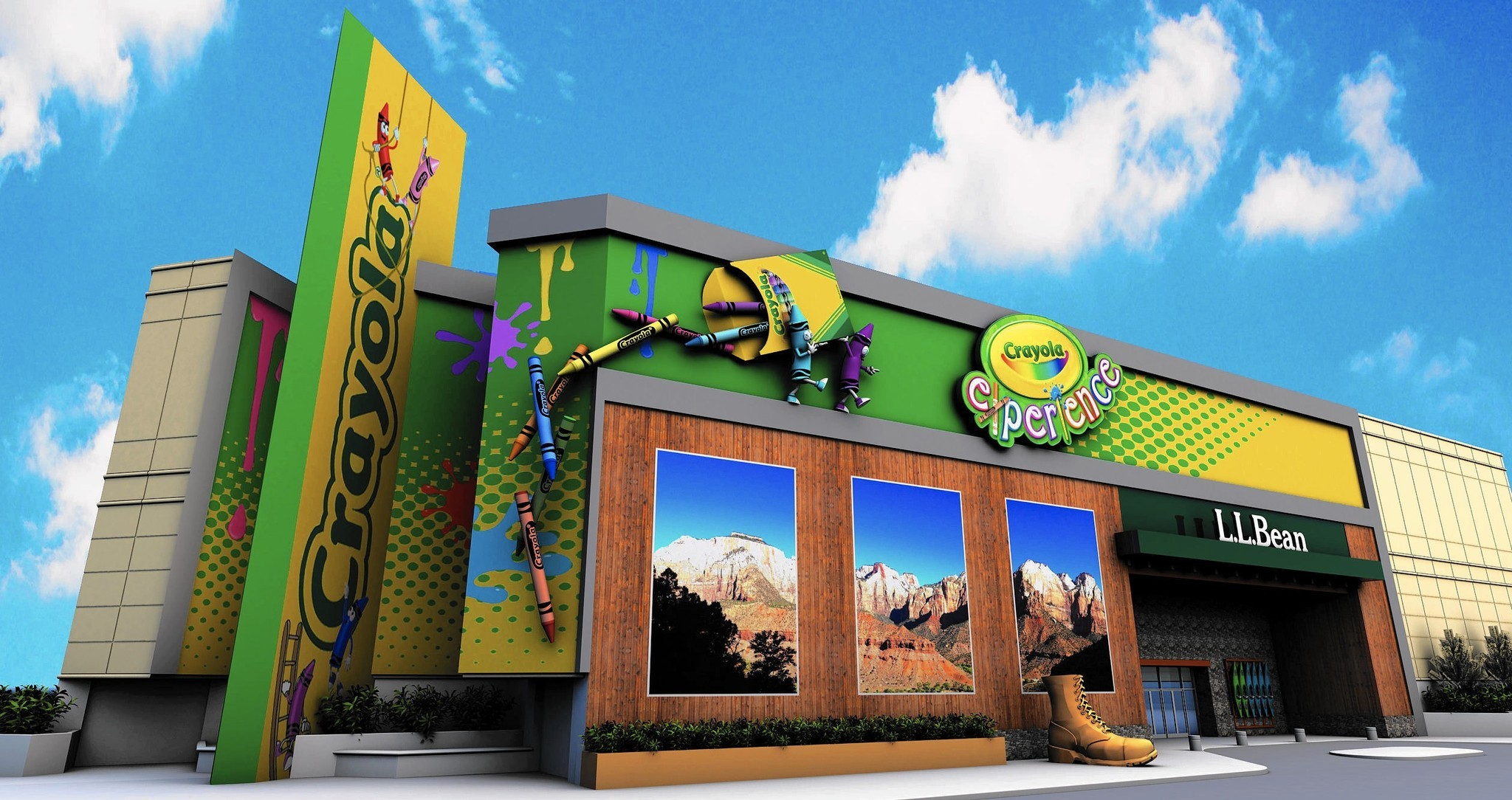Crayola brings its Experience to Mall of America for first
