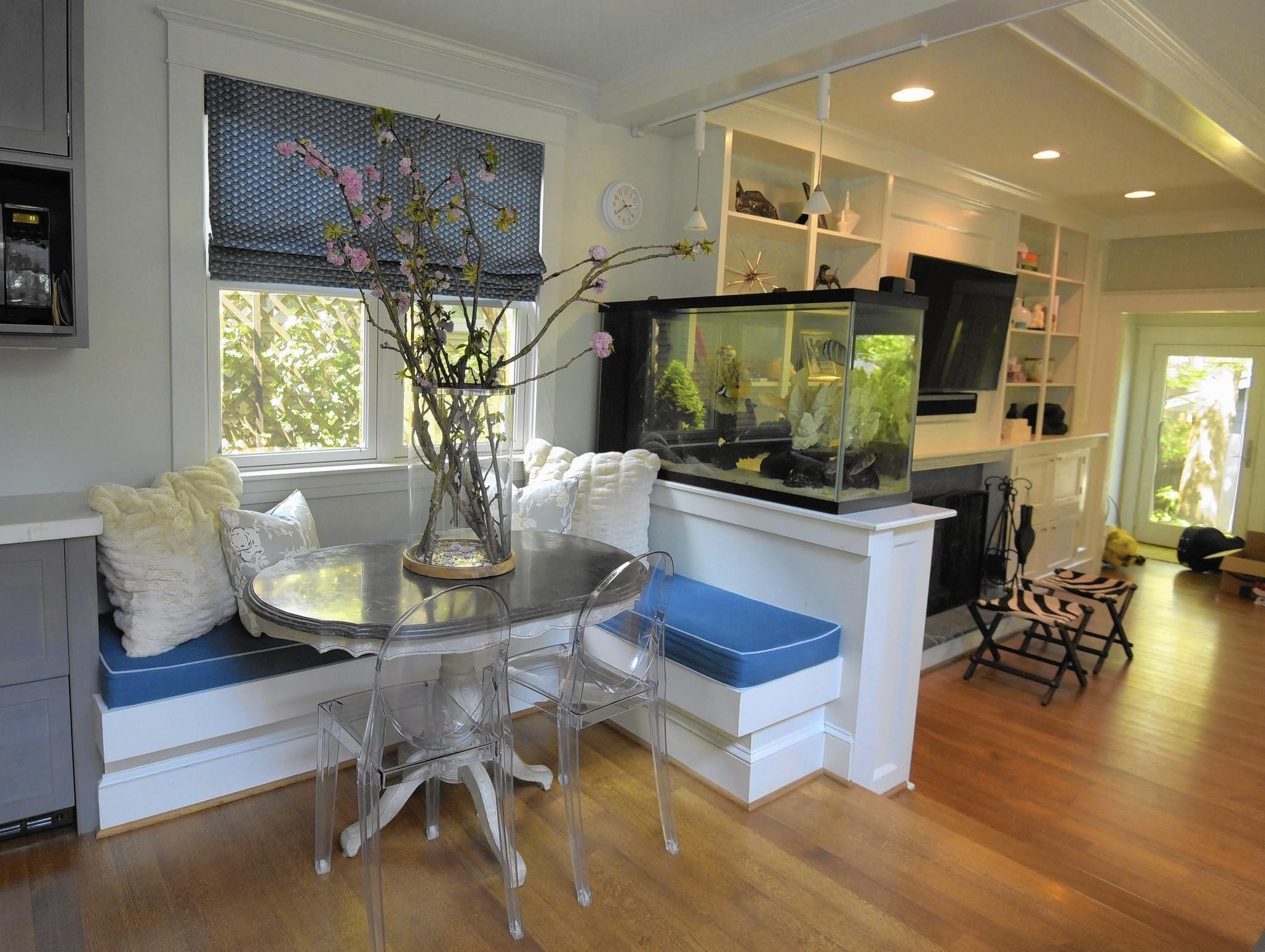 Subtle beach home decor goes beyond seashells and