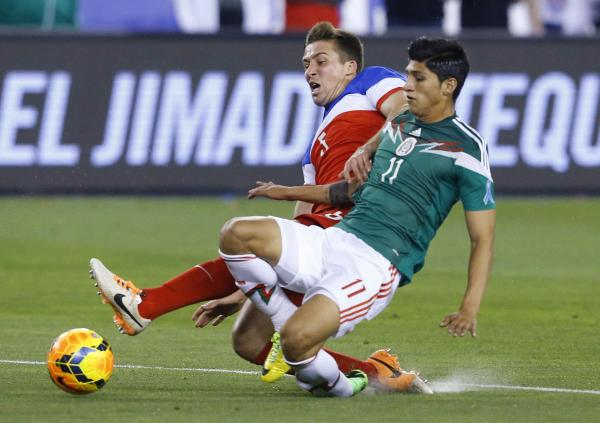 Mexican soccer star Alan Pulido rescued several hours