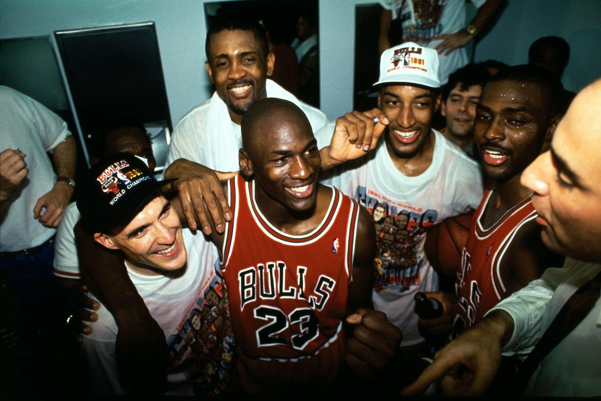 Michael Jordans greatest NBA Finals moments  Chicago Tribune
