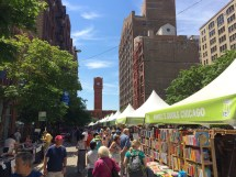 Printers Row Lit Fest Recap Buzz Aldrin .l. Stine And
