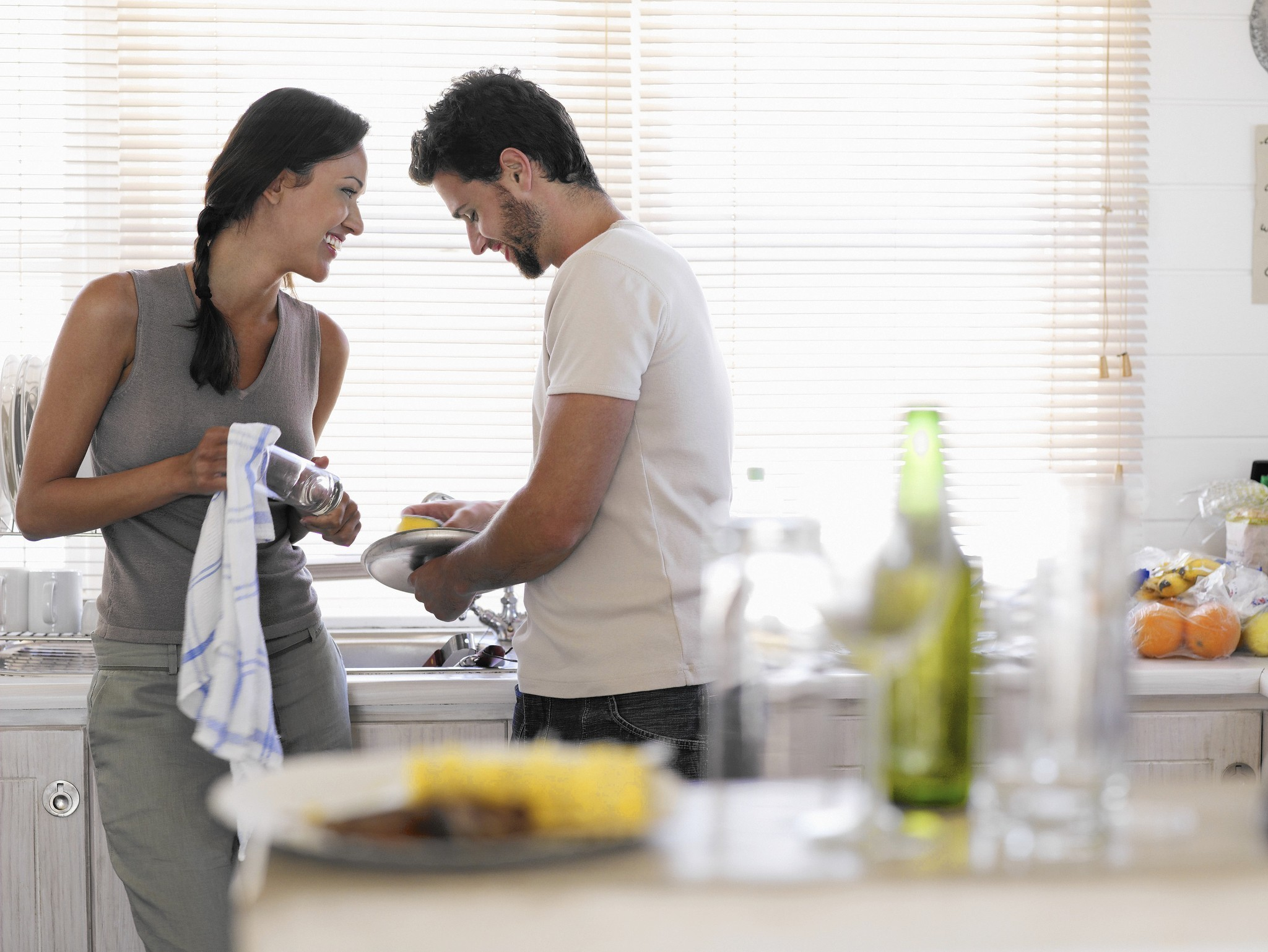 Couples Who Divvy Up Household Chores Have Best Sex Lives