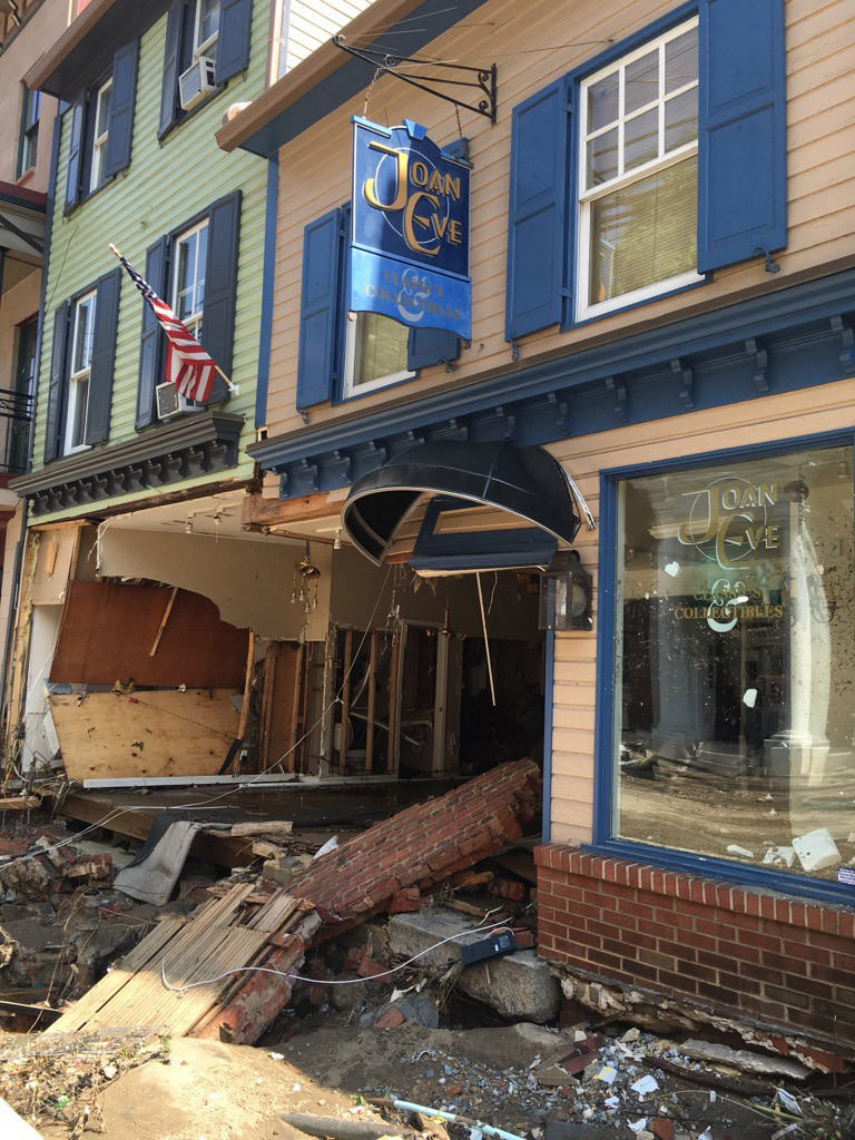 Coverage 2016 Ellicott City flood  Howard County Times