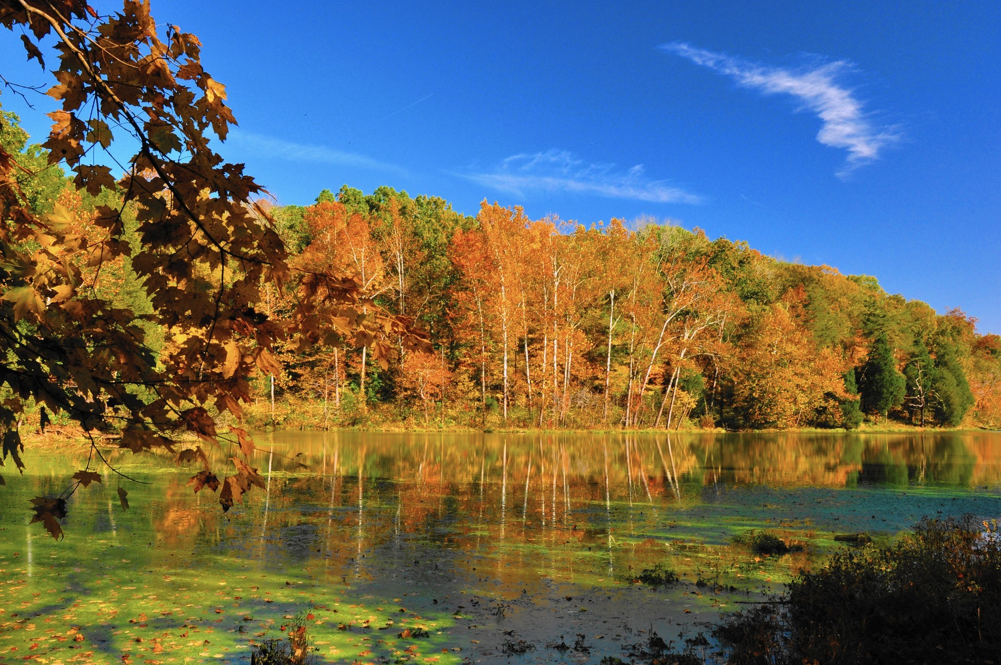 Fall River Wallpaper 3 Midwest State Parks Make For Colorful Autumn Escape