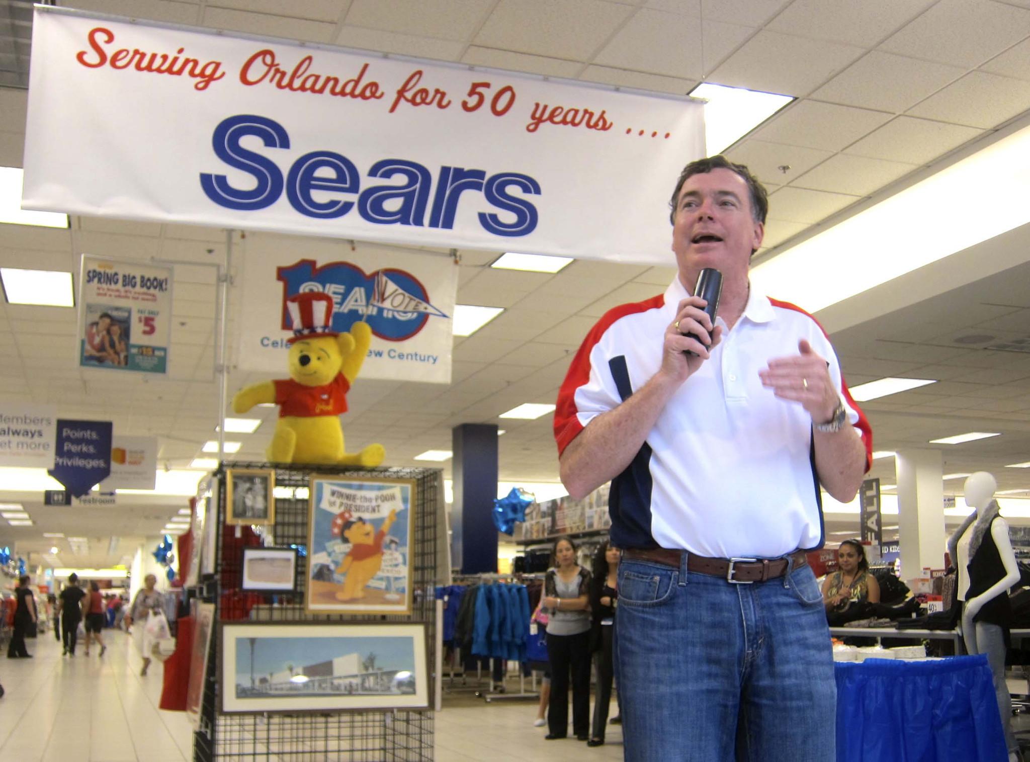 Sears closing at Orlando Fashion Square laying off 88