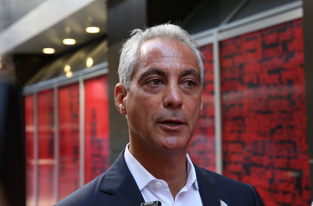 Emanuel to CPS teachers Be part of the solution