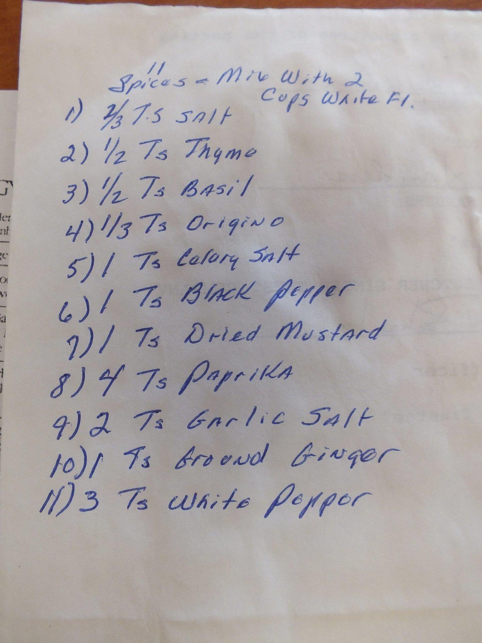 KFC Recipe Revealed? Tribune Shown Family Scrapbook With
