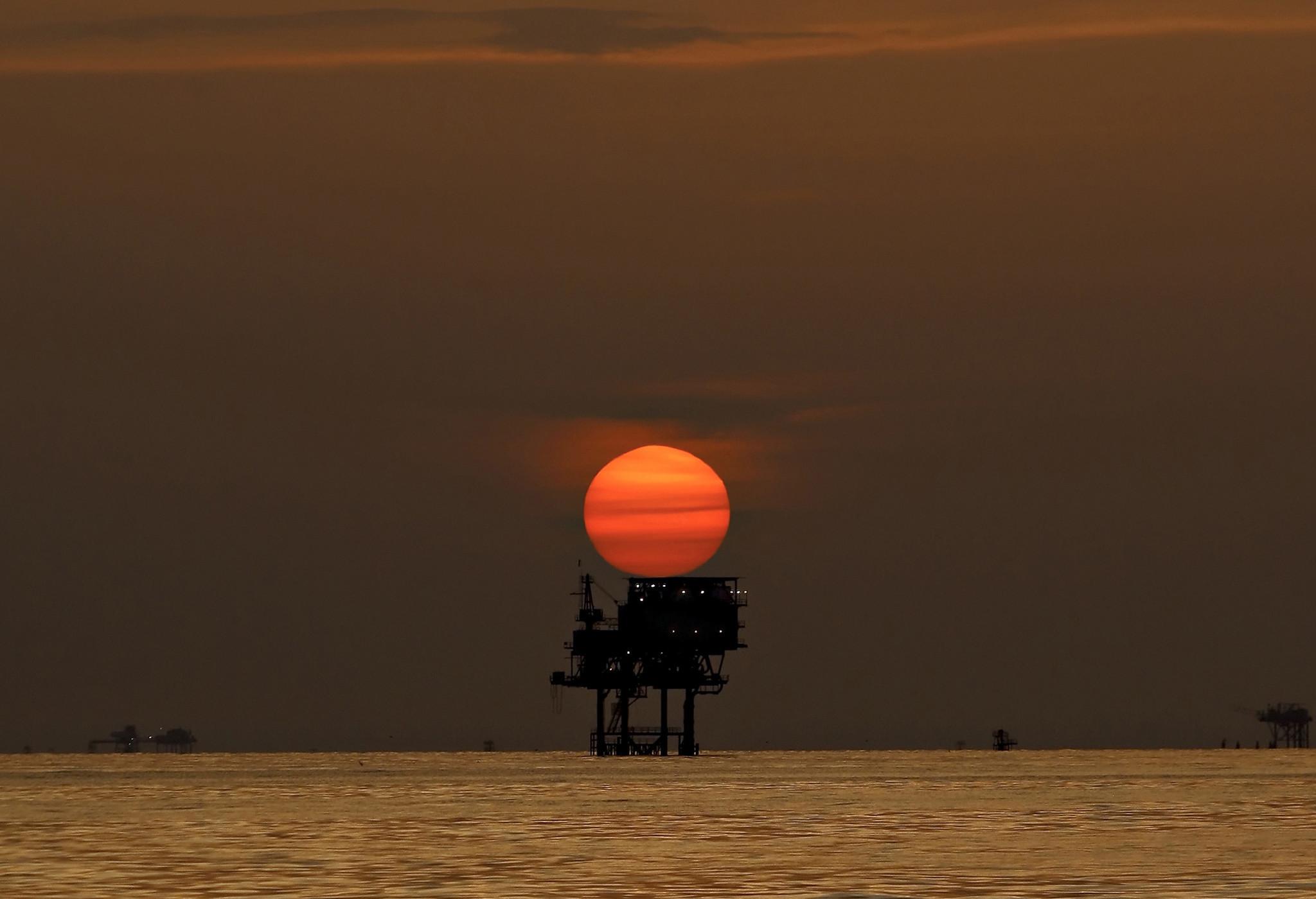 Louisianas sinking coast a 100 billion nightmare for Big