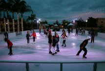 Outdoor Ice Skating Rinks San Diego