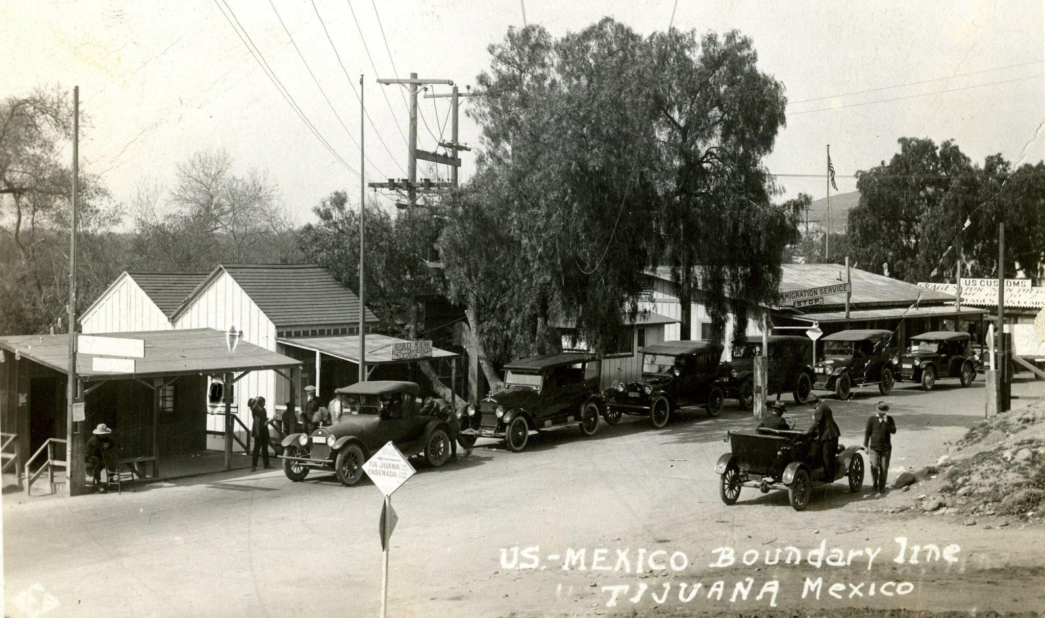 Unity division marks San DiegoTijuana border history