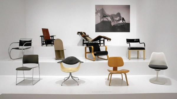 Small Show Chairs Hints Larger Design Ambitions