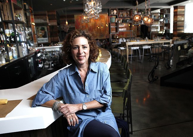 Q and A with Tracy Borkum Setting scenes for good dining