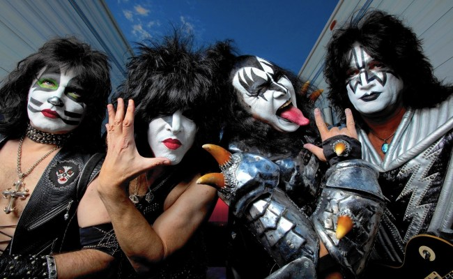 Paul Stanley Kiss Coming For Victory Lap At Allentown