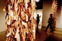 Artist Wendy Maruyama tags a dark time in history at SDSU ...