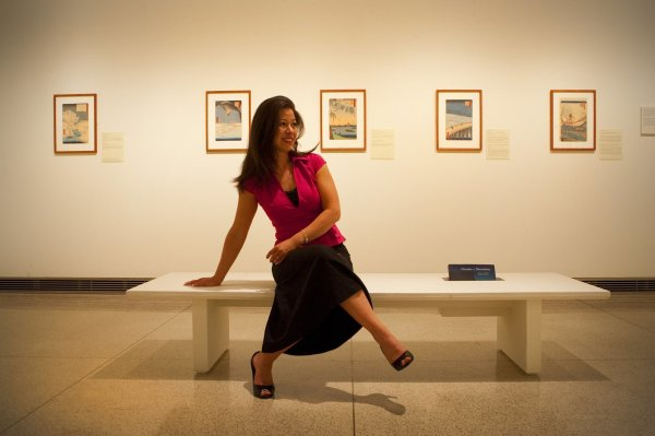 Sdma Curator Sonya Rhie Quintanilla Headed