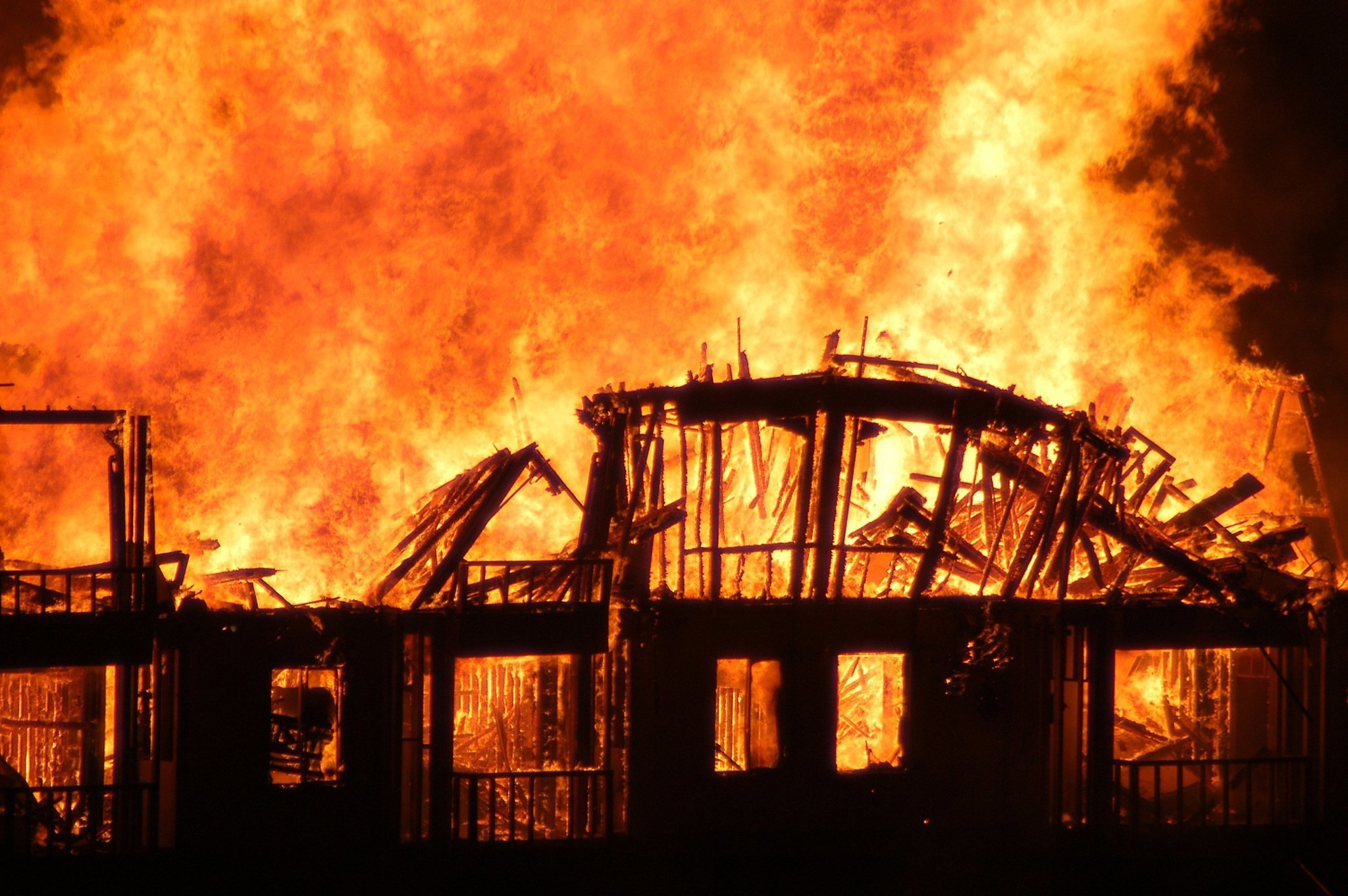 Ecoterror arsons unsolved 10 years later  The San Diego UnionTribune