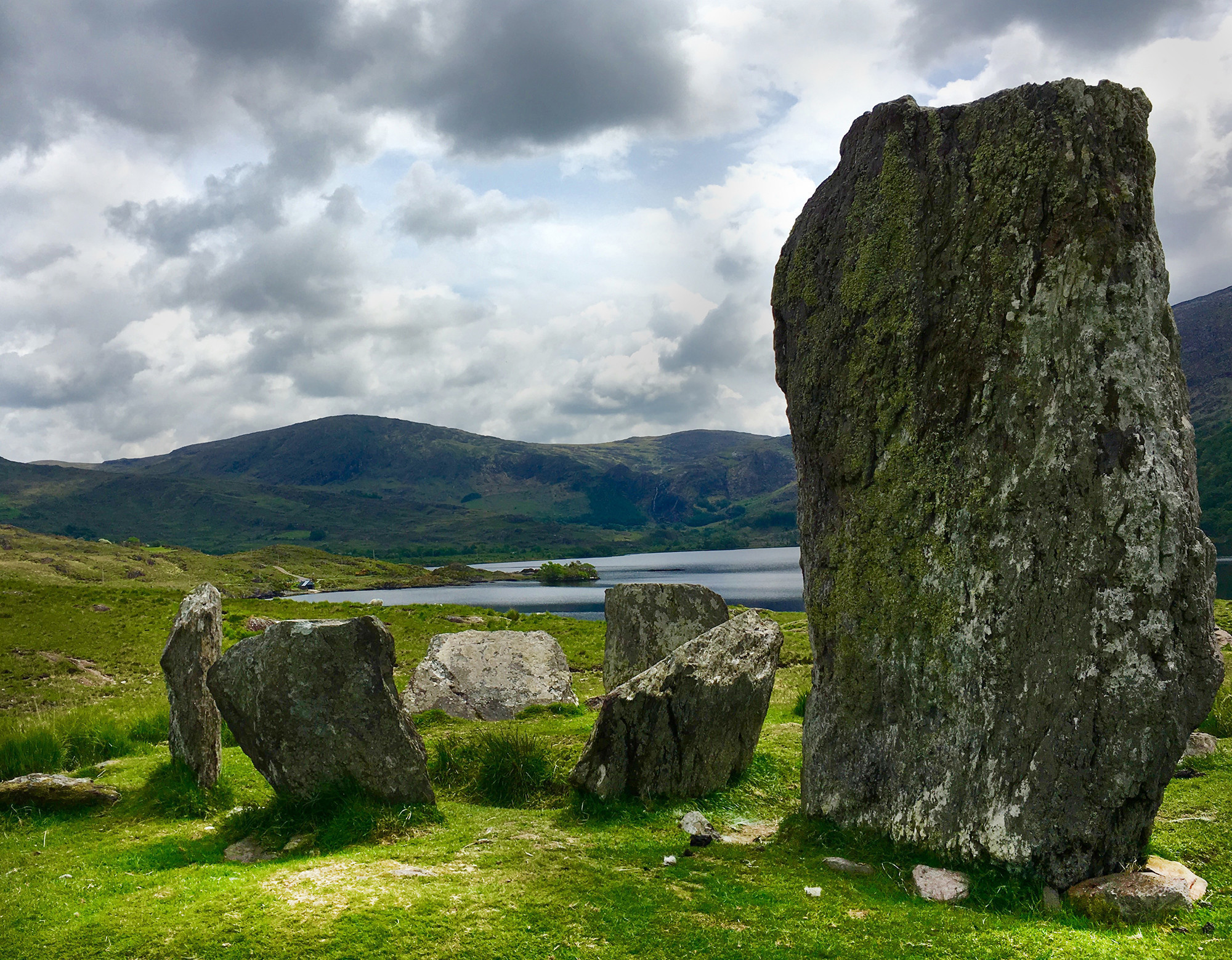 Kenmare sits rich with history on Irelands southwest
