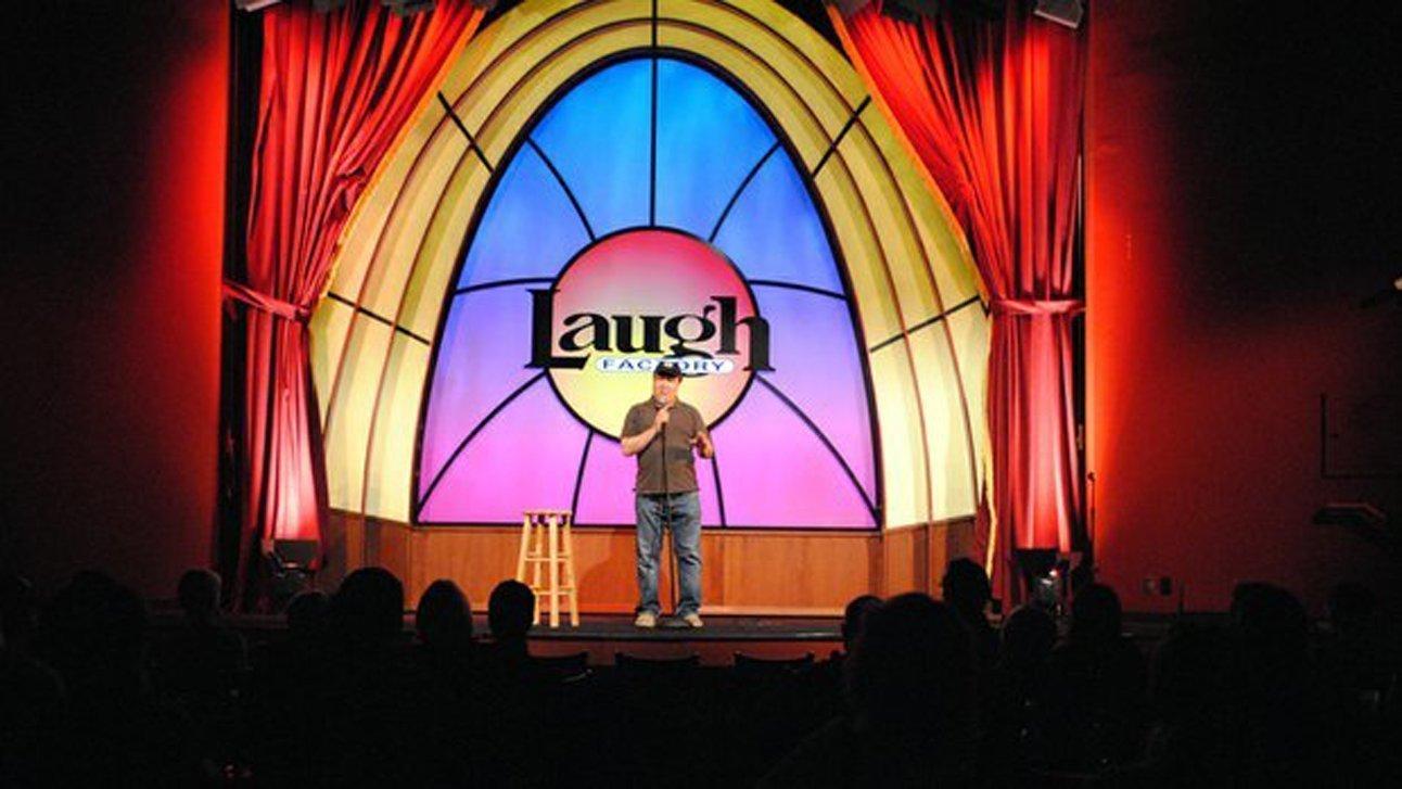 Tim Allen Laugh Factory