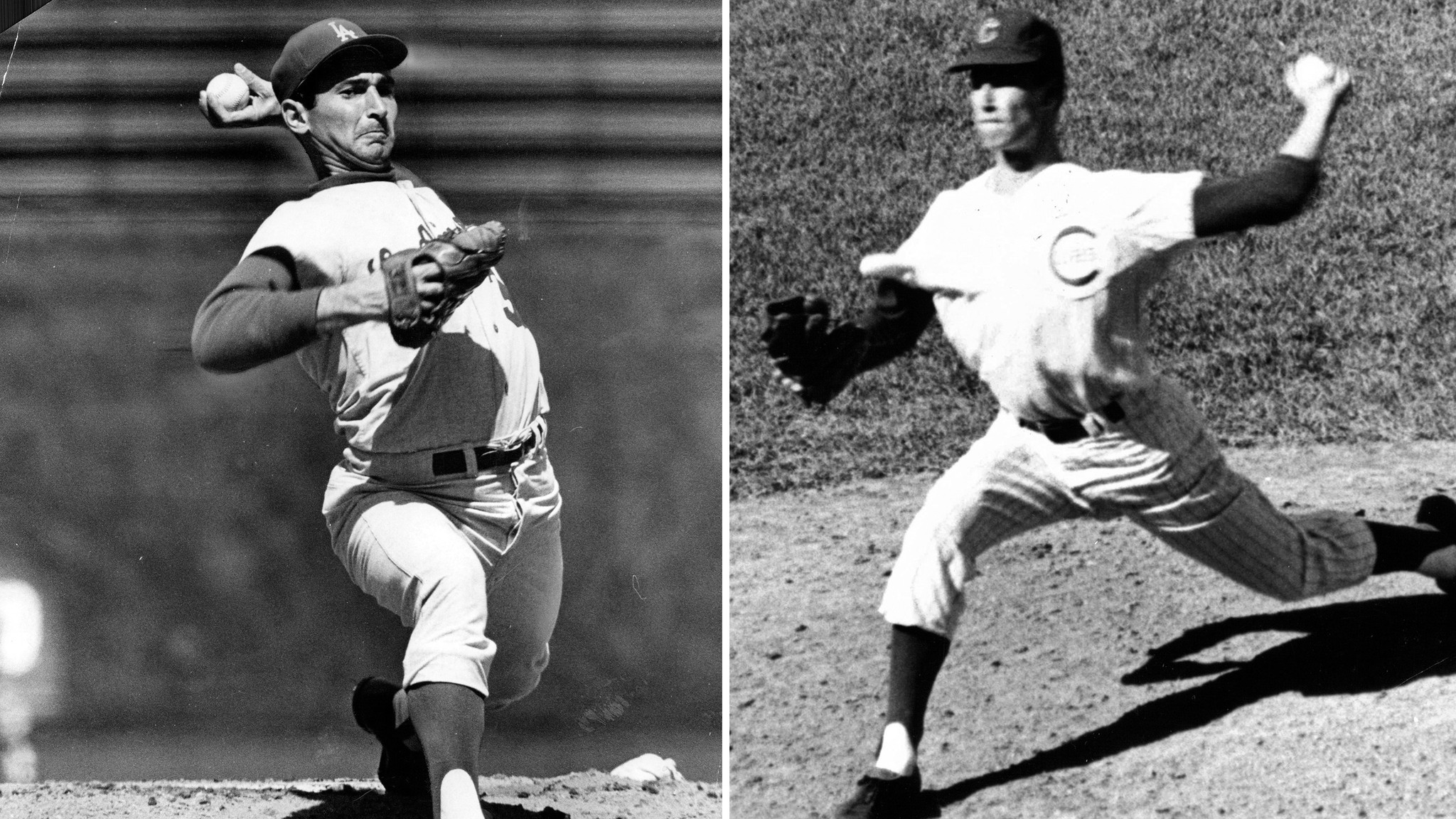 Sandy Koufax vs Ken Holtzman The 1966 matchup of two Jewish pitching stars  Chicago Tribune