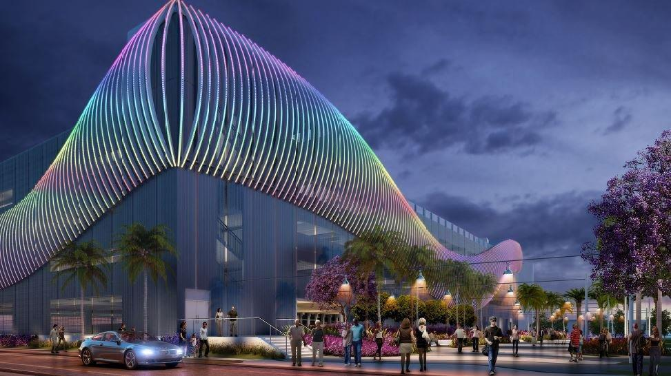 Fort Lauderdale Adds Glitz To Its Planned Beach Parking