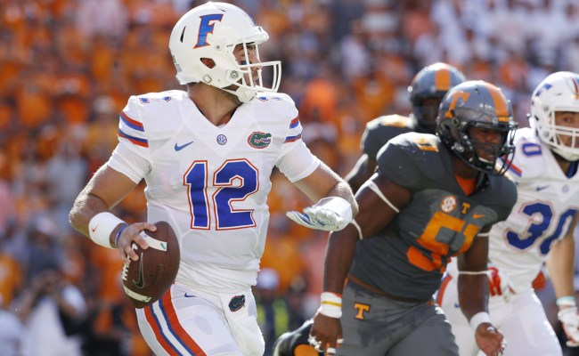 Pictures Florida And Tennessee Battle In Annual Rivalry