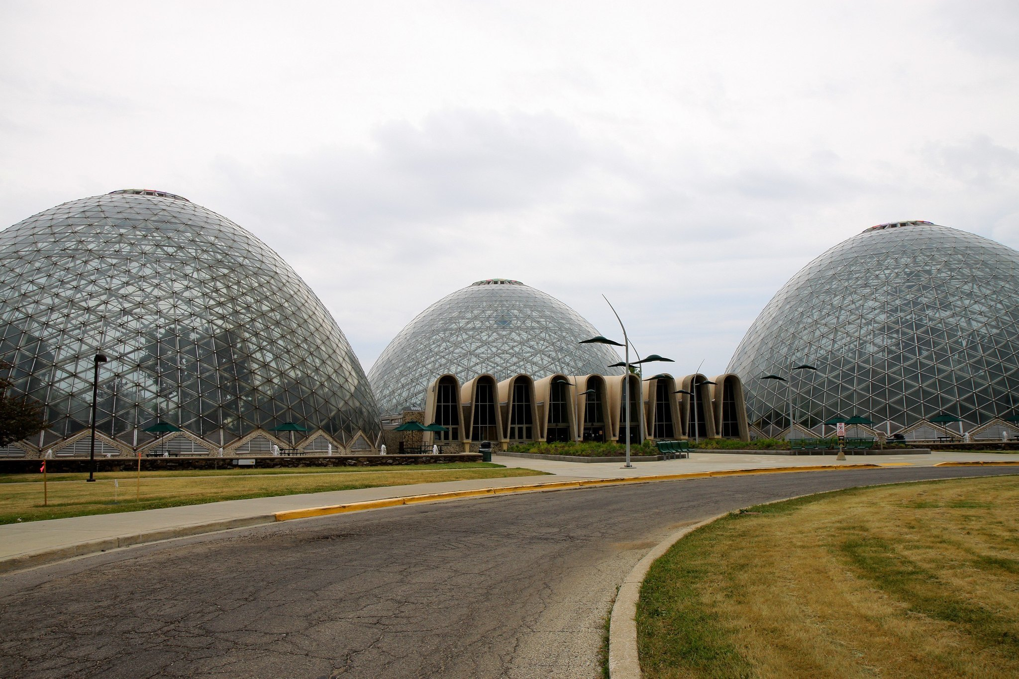 Milwaukee Domes Among America's 'most Endangered' Historic