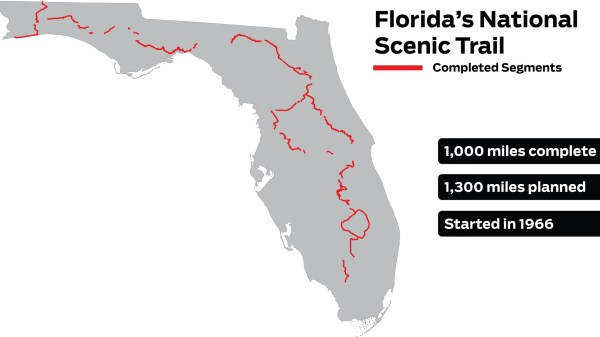 20+ Florida Trail Map Pictures and Ideas on Meta Networks