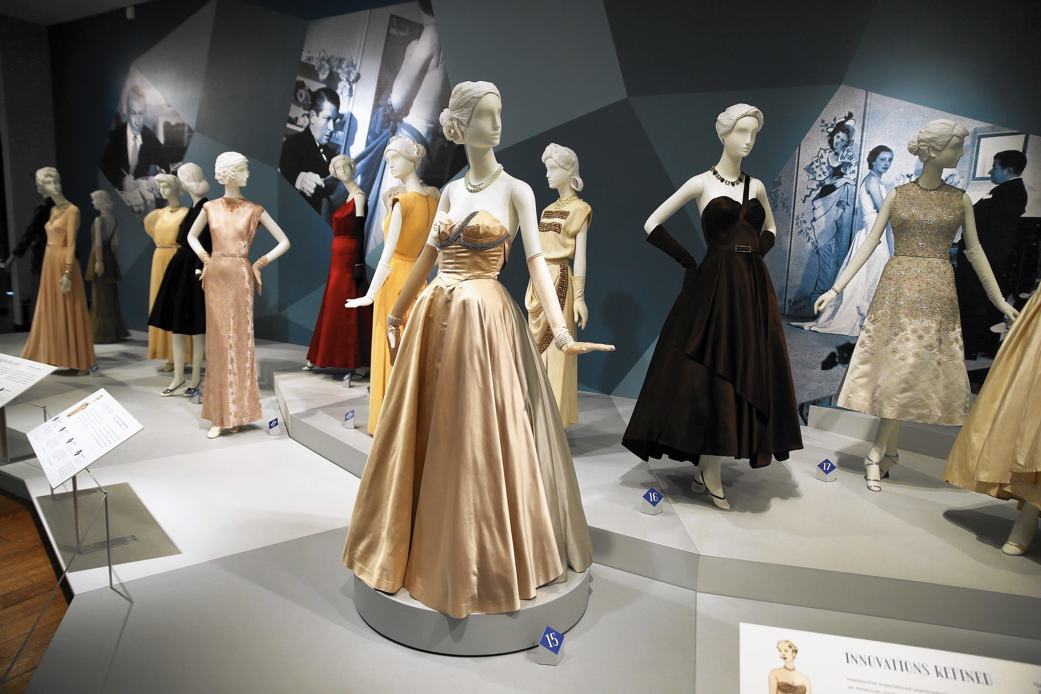 Chicago History Museum focuses on Chicagoborn fashion