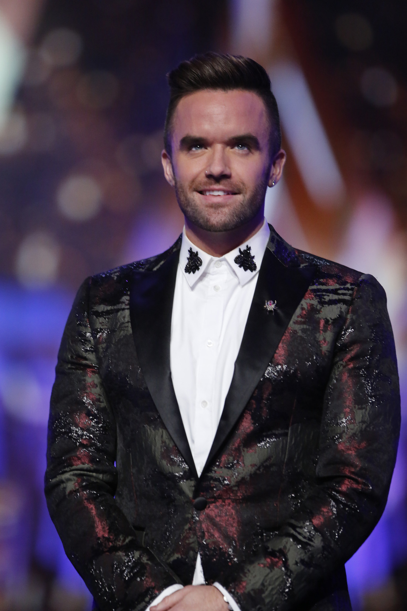 Brian Justin Crum Headlines Pride Launch Party Orlando