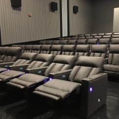East London Sofa Cinema Indonesia Set New Power Reclining Seats At Eastpoint Movie Theater Take