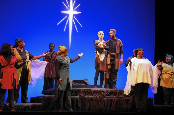 Langston Hughes Black Nativity Play