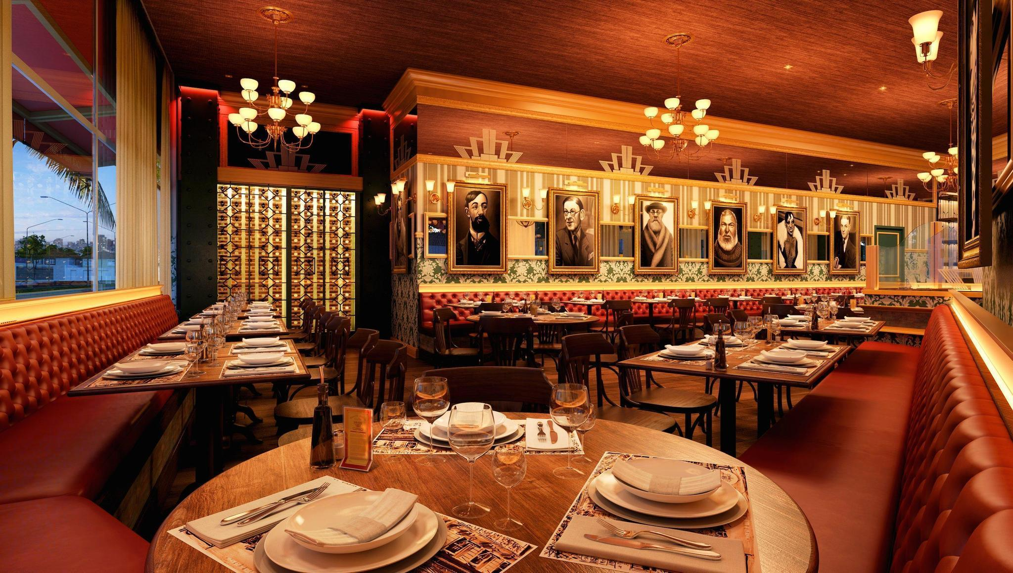 Brazilianbased French bistro Paris 6 opens in Miami Beach