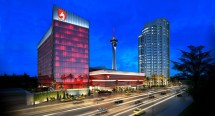 Lucky Dragon Las Vegas' Newly Built Hotel In 6