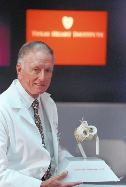Dr Denton Cooley famed heart surgeon and Hopkins graduate dies  Baltimore Sun