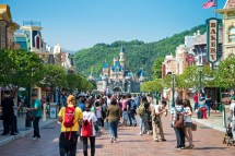 Hong Kong Disneyland In Line 1.4-billion Expansion