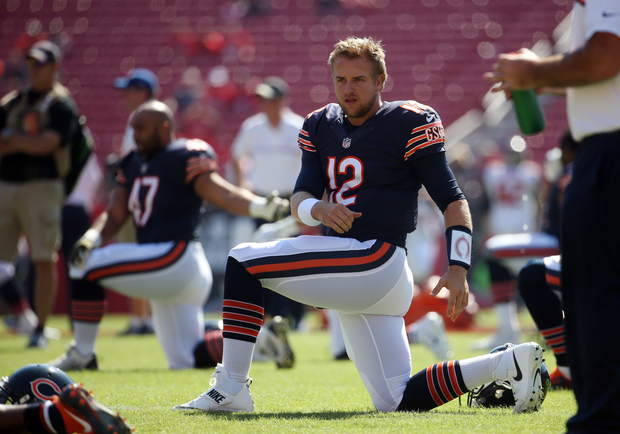 Matt Barkley takes over for Bears but Jay Cutler could be