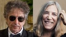 Bob Dylan Nobel Ceremony; Patti Smith