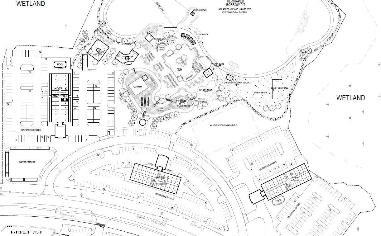 South Florida developer plans three new Disney west-side