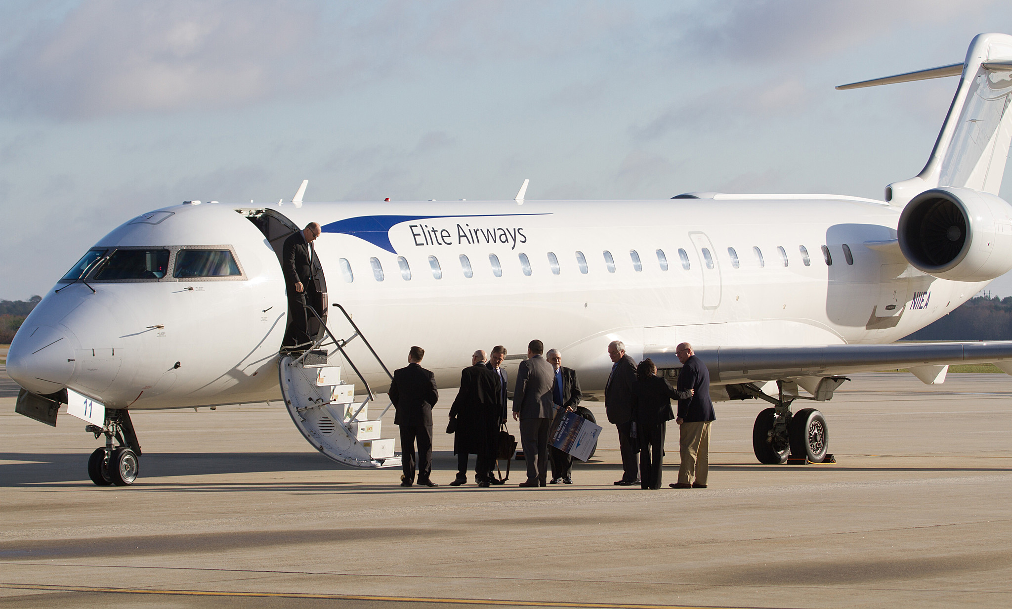 Elite Airways to offer nonstop service from Newport News