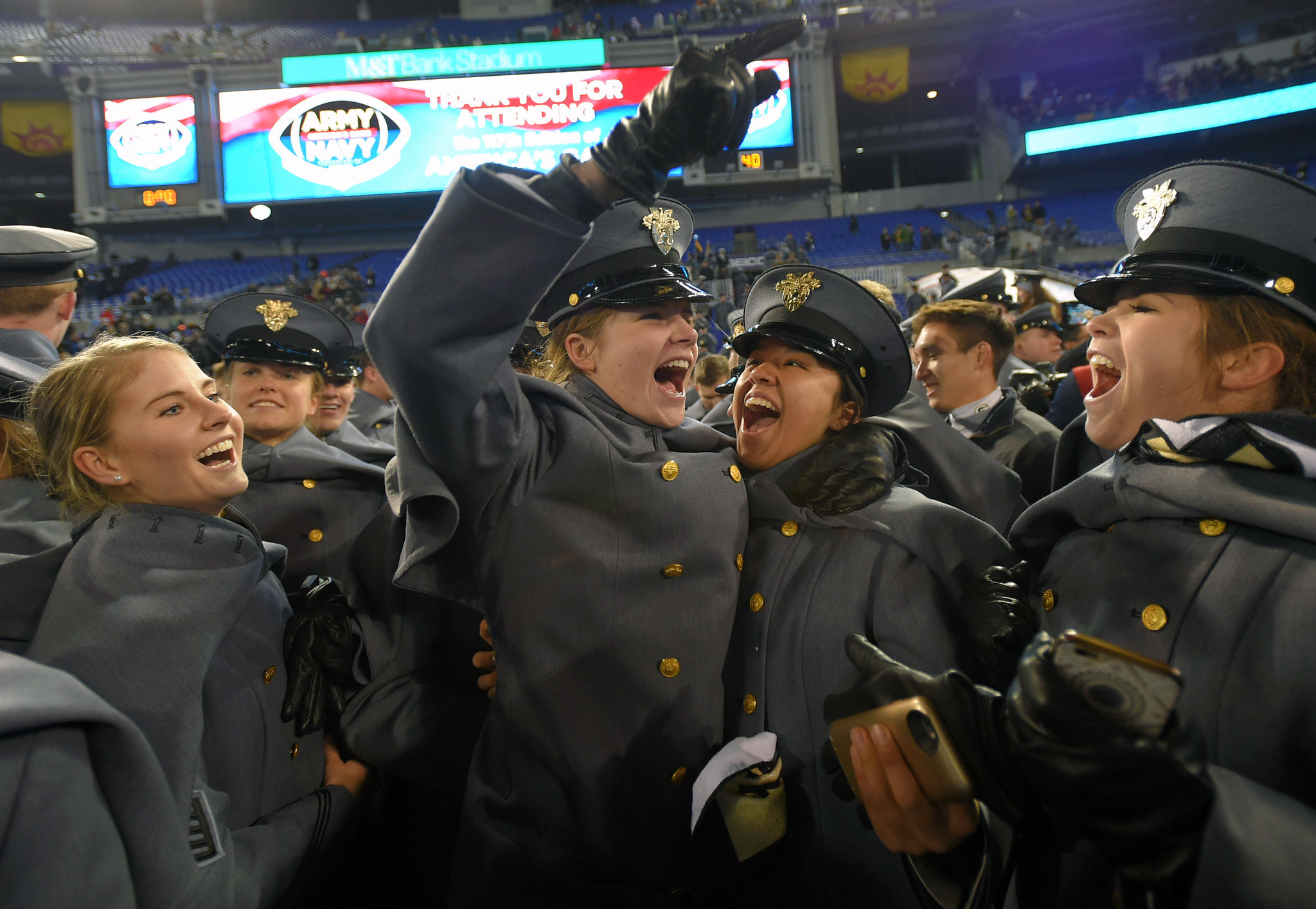 Photos 2016 ArmyNavy game  Baltimore Sun