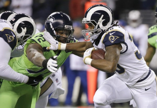 hot sale online 68b22 ee917 20+ Color Rush Todd Gurley Ebay Pictures and Ideas on Weric