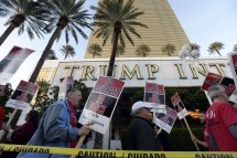 Trump Hotel Employees In Las Vegas Secure Contract With