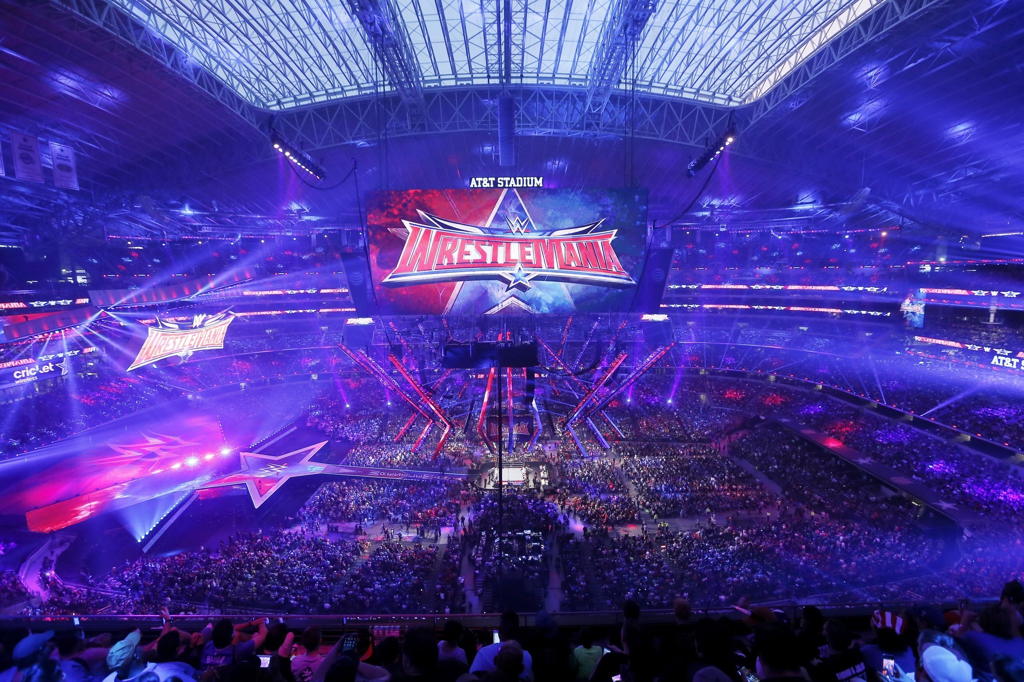 The Undertaker Hd Wallpaper Wrestlemania Will Return To New Orleans In 2018